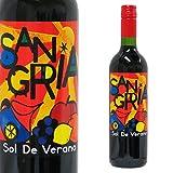 【夏季冷蔵品】【お酒】 サングリア ソル・デ・ベラーノ 750ml[sangria sol de verano]