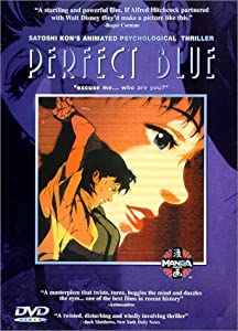 """Cover of """"Perfect Blue"""""""