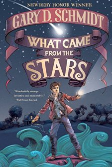 What Came from the Stars by Gary D. Schmidt| wearewordnerds.com