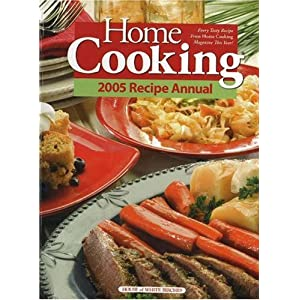 Home Cooking: 2005 Annual