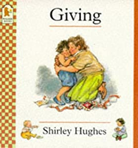 """Cover of """"Giving (Doing Words)"""""""