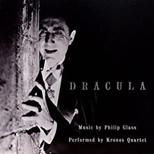 "Cover of ""Philip Glass: Dracula"""