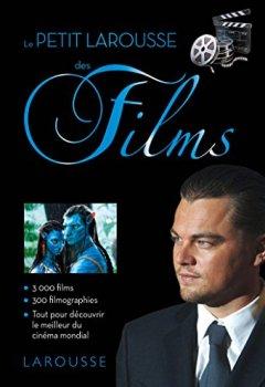 Livres Couvertures de PETIT LAROUSSE DES FILMS