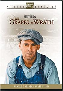 "Cover of ""The Grapes of Wrath"""