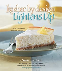"Cover of ""Kosher by Design Lightens Up: F..."