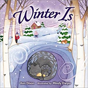 "Cover of ""Winter is"""