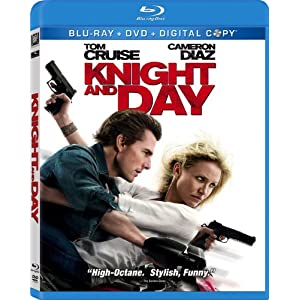 "ENTER TO WIN A BLU-RAY COPY OF ""KNIGHT AND DAY"" 3"