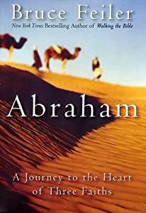 "Cover of ""Abraham: A Journey to the Heart..."