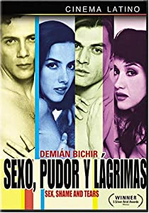 "Cover of ""Sexo, Pudor y Lagrimas"""