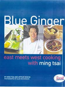 "Cover of ""Blue Ginger"""