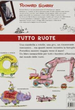 Copertina del libro di Tutto ruote. I grandi classici