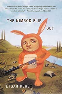 """Cover of """"The Nimrod Flipout: Stories"""""""