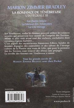 Livres Couvertures de La Romance de Ténébreuse (3)