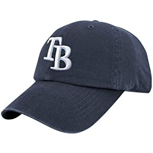 Tampa Bay Rays Franchise Fitted Baseball Cap
