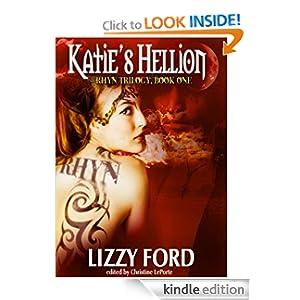 Katie's Hellion (Book I, Rhyn Trilogy)