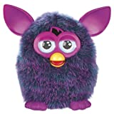 Furby A0003363 - Plüschtier Edition Hot, lila/pink - deutsche Version