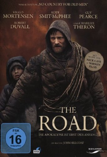 The Road [DVD]; ca. 8 Euro