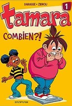 Livres Couvertures de Tamara, Tome 1 : Combien ?