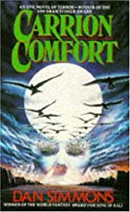 "Cover of ""CARRION COMFORT"""