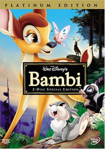 "Cover of ""Bambi (2-Disc Special Platinum ..."