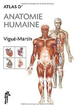 Livres Couvertures de Atlas D'anatomie Humaine