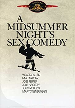 """Cover of """"A Midsummer Night's Sex Comedy&..."""