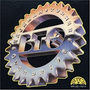 "Cover of ""BTO (1984)"""