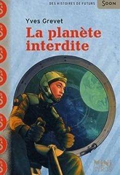 Livres Couvertures de La Planète Interdite