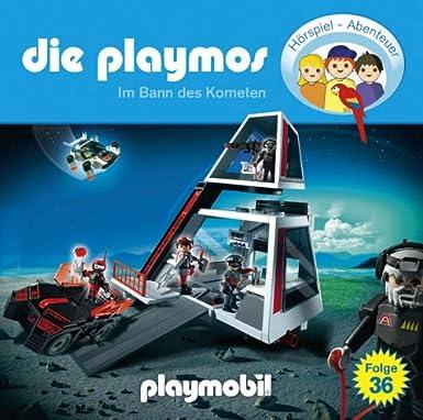 Die Playmos (36) Im Bann des Kometen (Lübbe Audio)