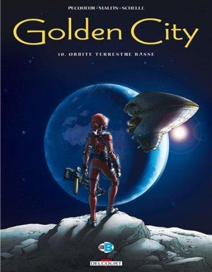 Golden City - T10 - Orbite Terrestre Basse