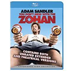YOU DON'T MESS WITH THE ZOHAN 3