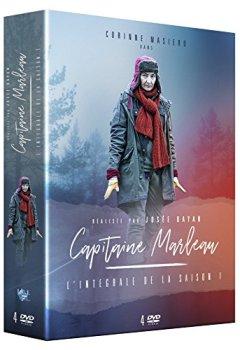 Livres Couvertures de Capitaine Marleau - Saison 1