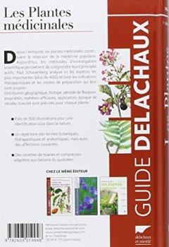 Livres Couvertures de Les Plantes médicinales. Plus de 400 espèces décrites