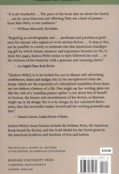 Livres Couvertures de One Writer′s Beginnings (Paper)