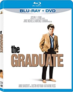 "Cover of ""The Graduate"""