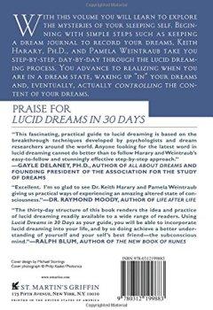 Livres Couvertures de Lucid Dreams in 30 Days: The Creative Sleep Program