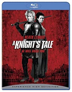"Cover of ""A Knight's Tale [Blu-ray]"""
