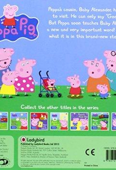 Livres Couvertures de Peppa Pig: Baby Alexander