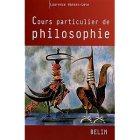 Cours particulier philosophie