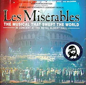 """Cover of """"Les Miserables - The Musical Th..."""
