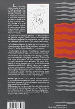 Livres Couvertures de De l'éducation spécialisée