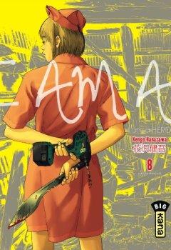 Livres Couvertures de I am a Hero Vol.8