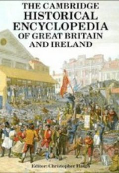 Livres Couvertures de The Cambridge Historical Encyclopedia of Great Britain and Ireland