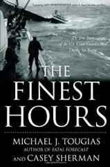 "Cover of ""The Finest Hours: The True Stor..."
