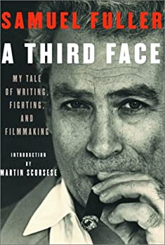 """Cover of """"A Third Face: My Tale of Writin..."""