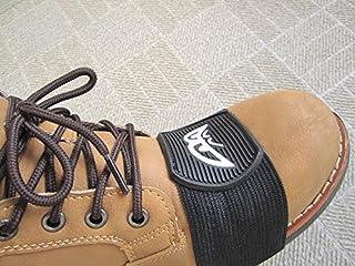 シフトガード バイク シフトで靴を傷めない (ブルー)
