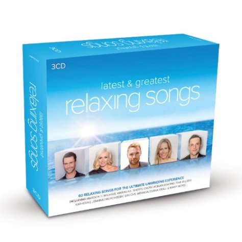VA-Latest And Greatest Relaxing Songs-3CD-FLAC-2014-NBFLAC Download