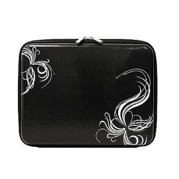 CaseCrown Foam Lined Hard Case (Elegant) for Asus 10.1 Inch Netbook
