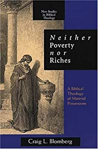 "Cover of ""Neither Poverty Nor Riches: A B..."