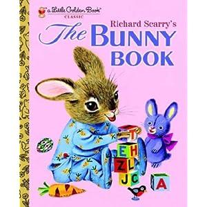 The Bunny Book (Little Golden Book)